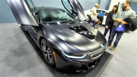 2018 Bmw I8 Hybrid 0-60 4.0 Seconds! 357hp