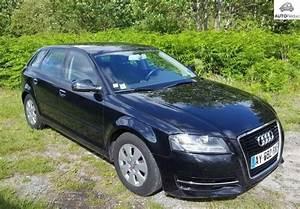 Audi A3 Berline Business Line : achat audi a3 sportback 1 6 tdie business line d 39 occasion pas cher 11 990 ~ Maxctalentgroup.com Avis de Voitures