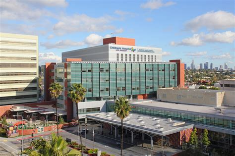 leapfrog group selects childrens hospital los angeles