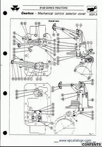 Massey Ferguson Tractors 6100 Series Repair Manual Download