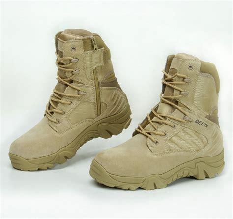jual sepatu tactical delta original usa 8 inch di lapak