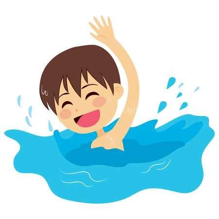 summer fun swim july  pm