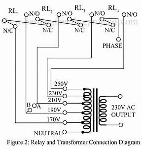 Electrical Manual Stabilizers Wiring Diagram