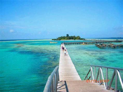 tidung island part  pulau seribu thousand islands