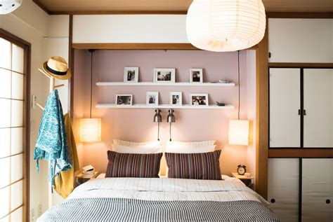 Small Bedroom From Cramped And Cluttered To Relaxing Retreat