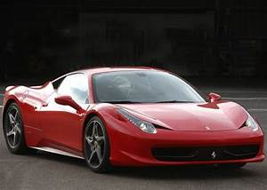 Gallery For > Ferrari 458 Red Wallpaper