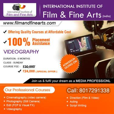 Want To Learn Videography Course?  Photography Course In