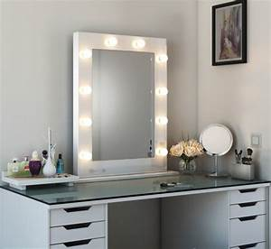 White Vanity With Mirror And Lights. high gloss tall led hollywood mirror white vanity  mirrors light Tall Vanity Mirror With Lights mam82832 28 wide x 32 lighted