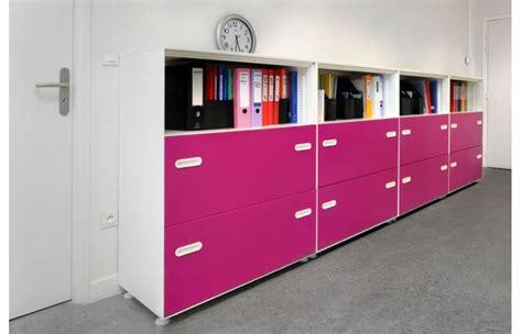 meuble à tiroir bureau on oxo rangement armoires de bureau aménagement espace