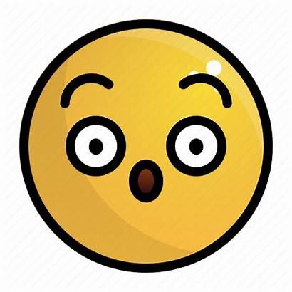 Wow Emoji Face Icon Emotion Feeling Icons