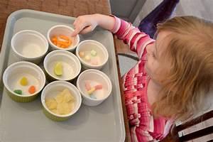 Preschool 5 Senses Taste Test - Mommy Scene