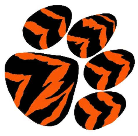 Tiger Paw Clip Tiger Paw Cut Free Images At Clker Vector Clip