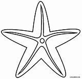 Starfish Coloring Pages Printable Drawing Cool2bkids Ocean Surfboard Animals Star Sea Clip Printables Getdrawings Preschool Clipartmag Super Getcolorings Popular sketch template