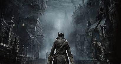Bloodborne Ps4 Games Souls Dark Delayed Sony