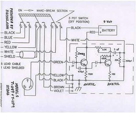 astatic d104 schematic diagram