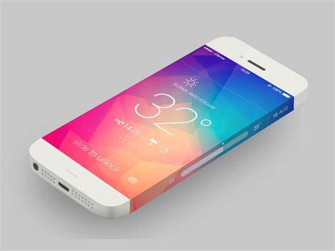 is the new iphone meanwhile the iphone 5s an iphone 6 concept apple iphone