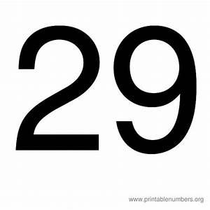Numbers 29 / Winning lotto numbers az