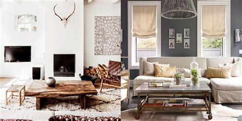 rustic chic home decor and interior design ideas rustic - Rustic Chic Home Decor