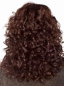 Fashion Medium Curly Capless Half Wigs Rewigs