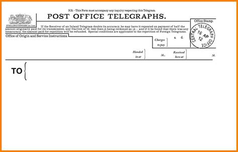 telegram template microsoft word ledger review