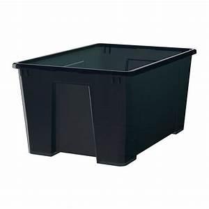 Ikea Boxen Samla : samla box schwarz ikea ikea inspirationen pinterest ikea inspiration ikea und inspiration ~ Watch28wear.com Haus und Dekorationen