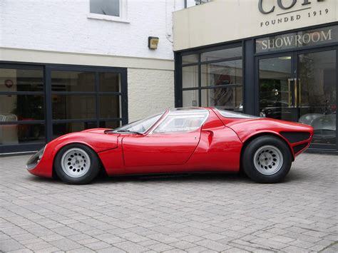 Holy Moses, An Alfa Romeo 33 Stradale Just Turned Up For