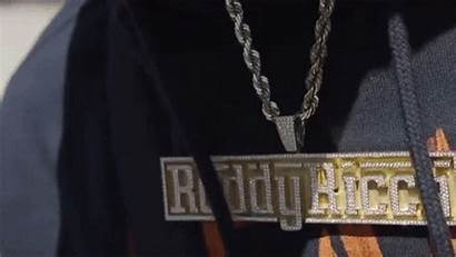 Chain Bling Necklace Gifs Ricch Roddy Tenor