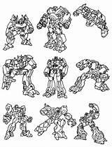 Coloring Factory Hero Popular sketch template