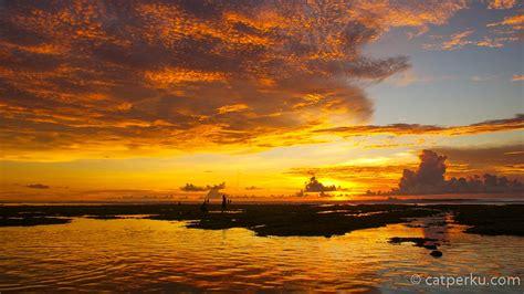 sunset  bali  jam berapa  oke lihat dimana
