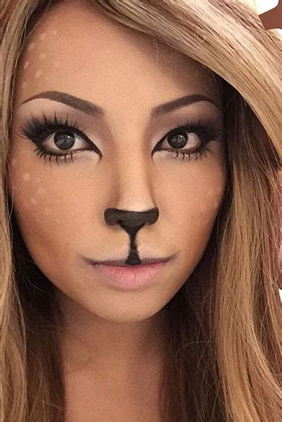 simple easy halloween makeup ideas  girls women  modern fashion blog