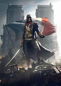 Poster : Assassin's Creed Unity (Notre-Dame de Paris)