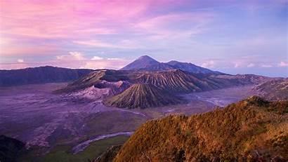 Landscape Dusk Indonesia Wallpapers Desktop Java 1080p