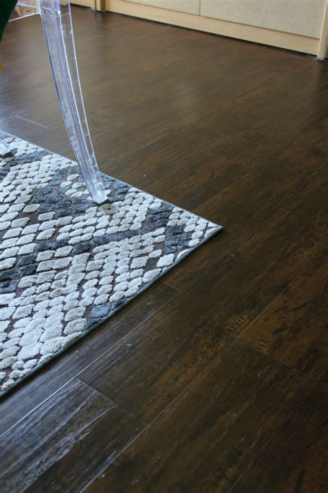 vinyl plank flooring nucore why we opted for nucore flooring and how it s holding up