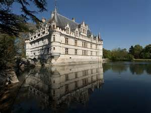 Mfr Azay Le Rideau by Ch 226 Teau Of Azay Le Rideau Loire Chateaux And Other