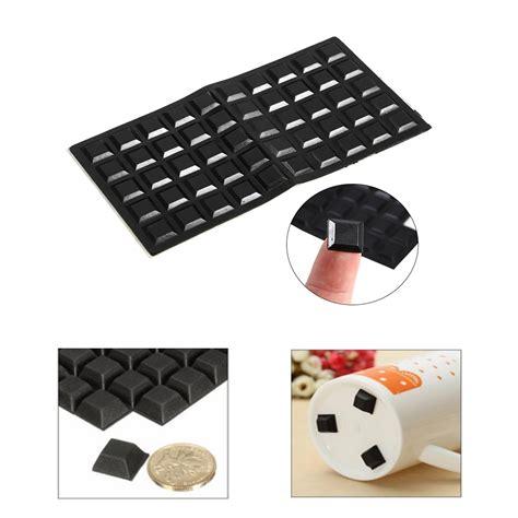 50 self adhesive rubber bumper feet stop non furniture pads polyurethane am ebay