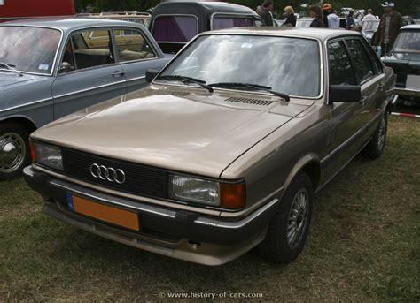 Audi 1982 80 Turbo Diesel 4door Sedan