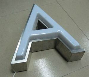 led vacuum formed acrylic channel letters stainless steel With stainless steel channel letters