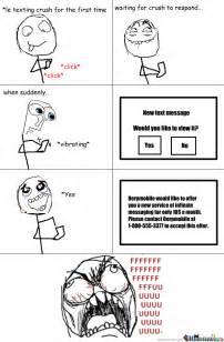 Texting Your Crush Meme