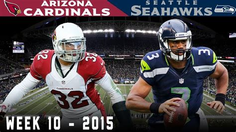 underrated rivalry game cardinals  seahawks