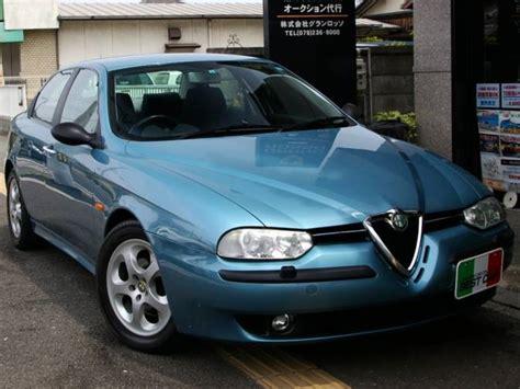 1999/3 Alfa Romeo 156 932a2 2.0 Twin Spark Selespeed For