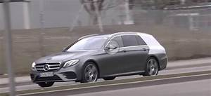 Mercedes La Teste : mercedes benz clasa e t modell surprins n teste video auto bild ~ Maxctalentgroup.com Avis de Voitures