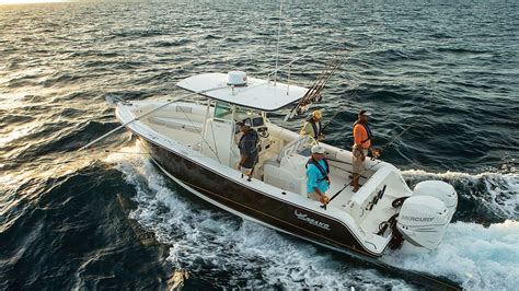 Mako Boats New Zealand by Mako Boats 284 Cc Offshore Fishing Boat Tour Doovi