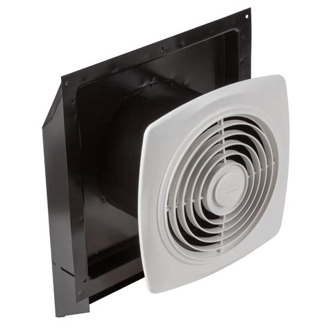 8 inch ventilation fan broan 509s through wall fan with integral rotary switch 8
