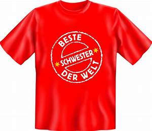 Beste Schwester Der Welt : beste schwester der welt t shirt textilien m ~ Frokenaadalensverden.com Haus und Dekorationen