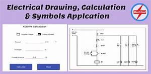 Electrical Drawing   Diagram  Calculation  U0026 Symbol