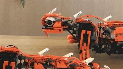 Apple Robots Backflipping Dancing Lego Mindstorms Playgrounds
