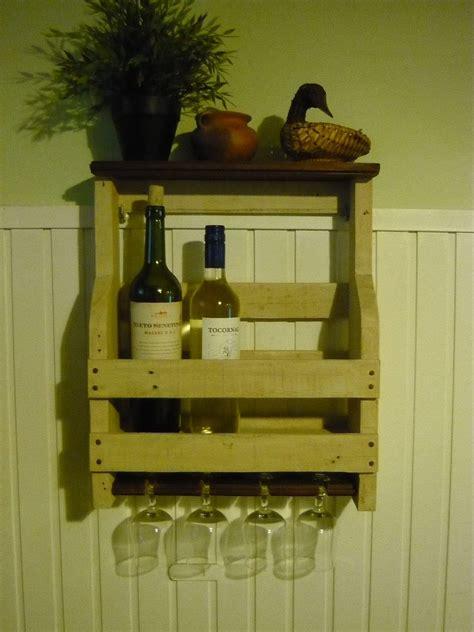 porta botellas de vino  copas pallet wine rack