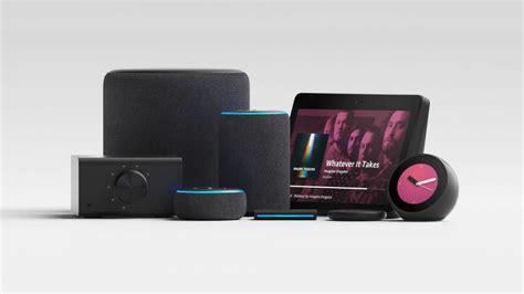 amazon alexa device devices echo hardware event wall music plug clock smart microwave speaker aftvnews announced iot latest tv september
