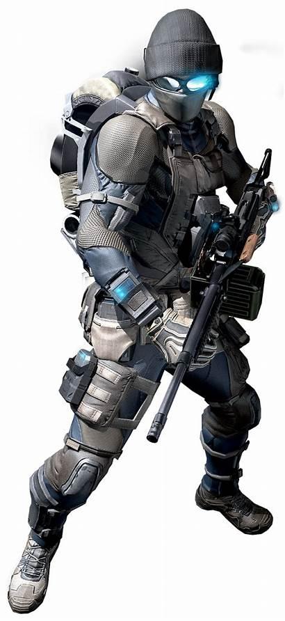 Recon Ghost Future Soldier Tom Phantoms Transparent
