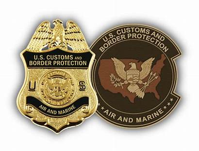 Cbp Air Marine Amo Operations Border Badge